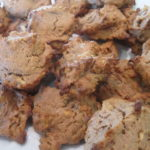 Nutty Cookies