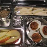 More School Lunch Ideas and a Couple of Cool Cave Girls