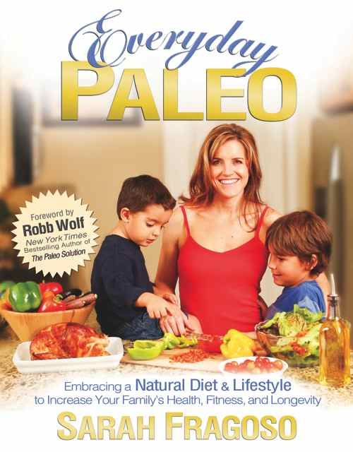 EVERDAY PALEO COVER FOR SARAH