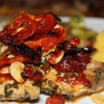 Sun Dried Tomato Chicken Bake