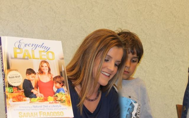 My First Book Signing!
