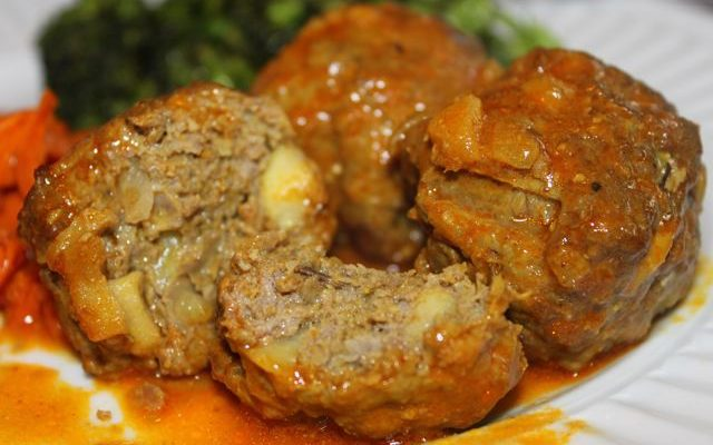 Curried Meatballs!