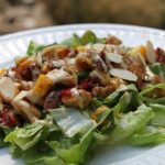 Mango Chicken Salad with Chipotle Mayo and a teaser…