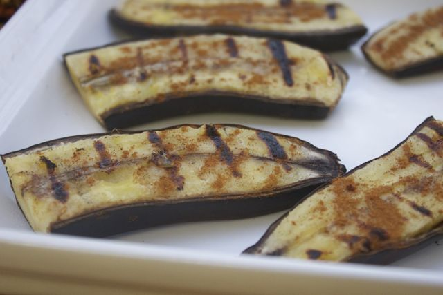 Grilled Bananas – Posted by John!