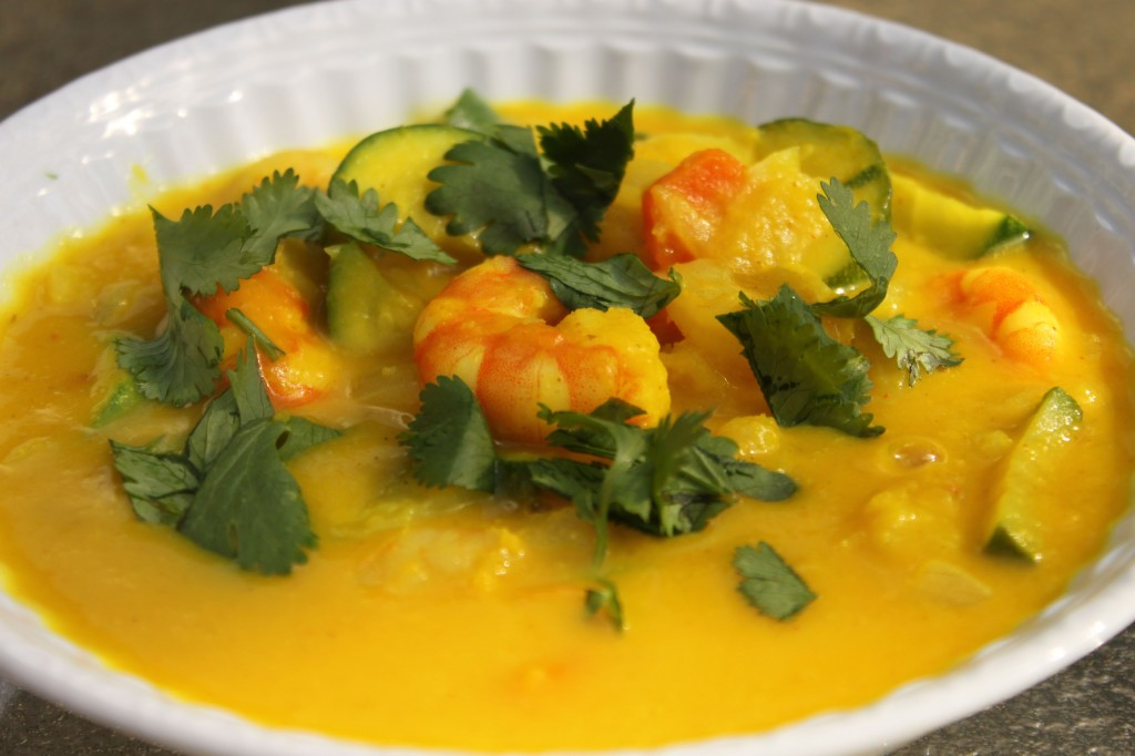 Creamy Pumpkin Curry - Everyday Paleo