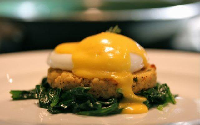 Everyday Paleo Crab Cake Eggs Benedict