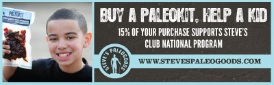 Why I Love Steve's Paleo Goods