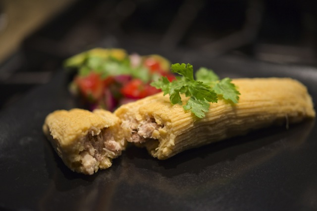 Brother Mark's Tamales