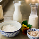 Homemade Coconut Milk and Almond Milk Cooking Demo
