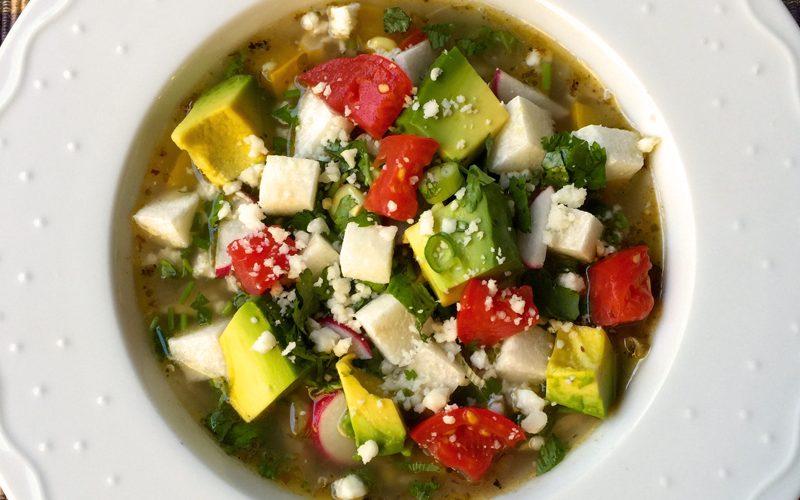 Seasonal Summer Soup