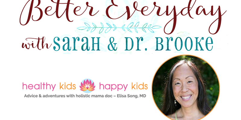 Better Everyday Podcast | Dr Elisa Song