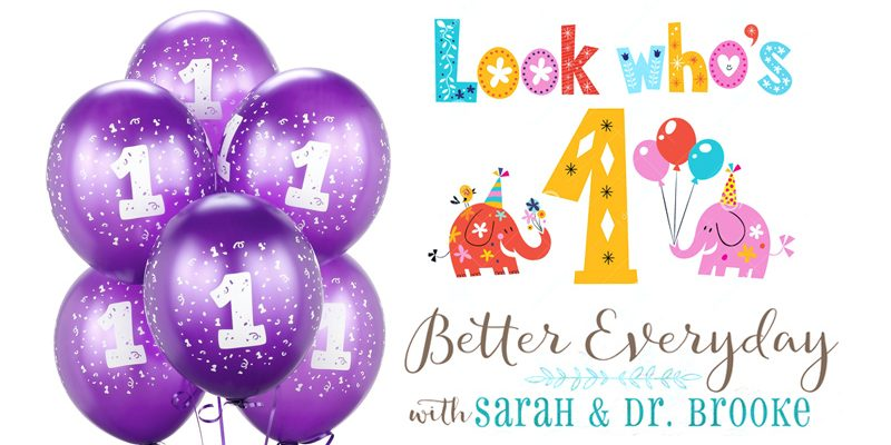 Better Everyday Podcast | 1 Year Anniversary Our 5 Most Downloaded Episodes + Big News!