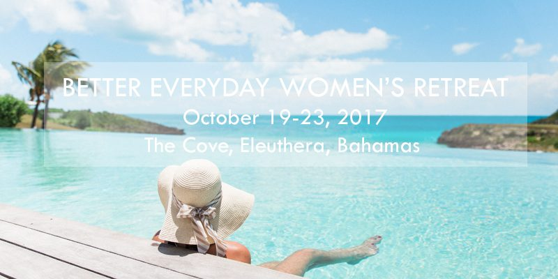 Luxury Retreat in the Bahamas with Sarah & Dr. Brooke