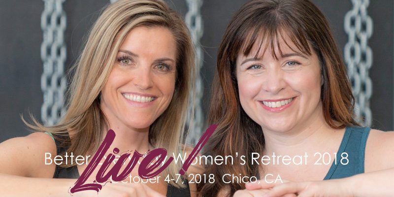 Better Everyday Podcast | LIVE From Better Everyday Women's Retreat!