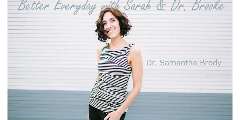 Dr Samantha Brody